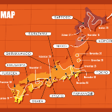 Autumn Leaves Forecast in Japan