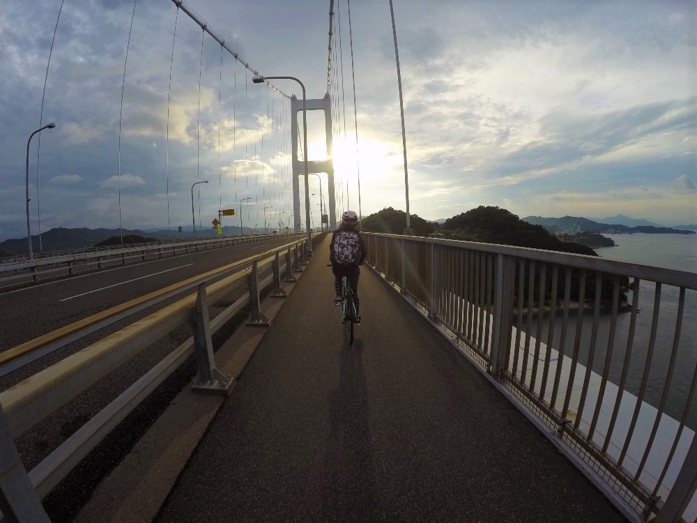 Shimanami Kaido: The Best Scenic Cycling Road in Japan