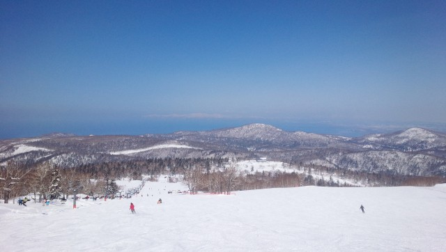 The world-class ski resort in Hokkaido