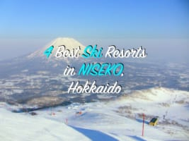 4 Best Niseko Ski Resorts in Hokkaido