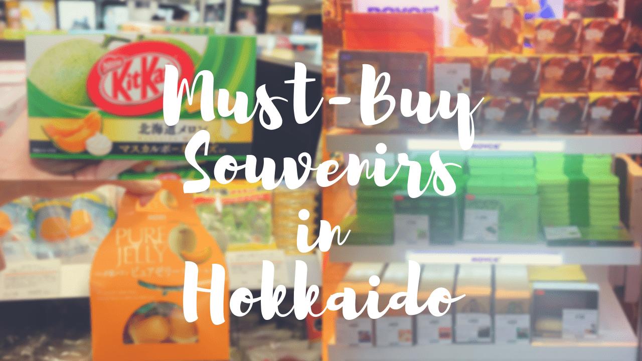 What to Buy in Hokkaido 2019