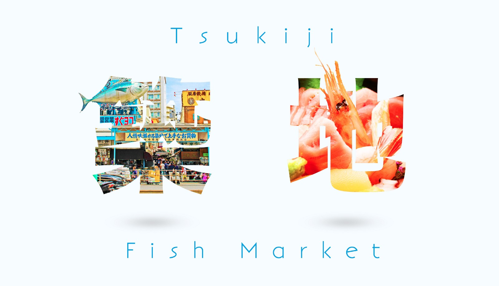 How to Go to Tsukiji Fish Market from near Stations