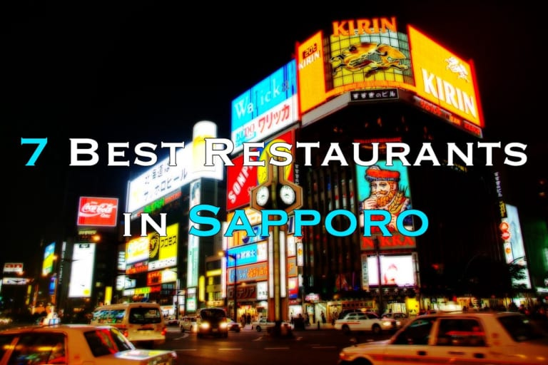 Best Restaurants in Sapporo, Hokkaido