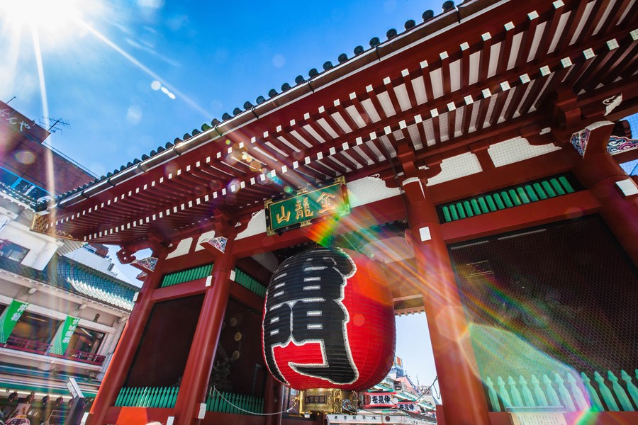 1 Day Itinerary in Tokyo: ASAKUSA+UENO