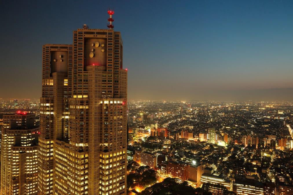 3 Best Free Observation Decks in Shinjuku, Tokyo