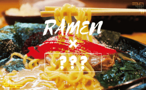 5 Weirdest Ramens in Tokyo