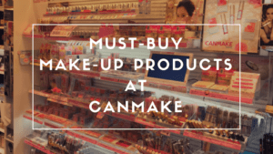CANMAKE: 5 Best Makeup Products to Buy