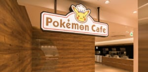 "Pokemon Cafe Tokyo : ""Permanent"" Pokemon-Themed Cafe"