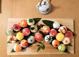 Temari Sushi Cooking Class in Tokyo!