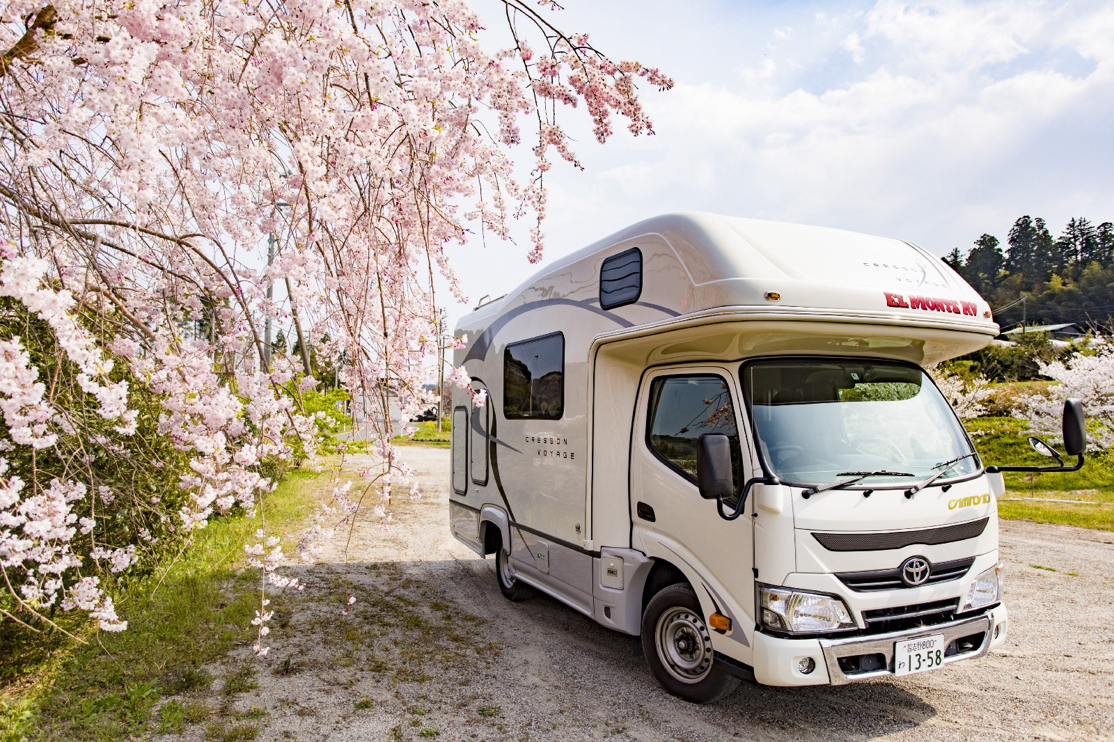 EL MONTE RV JAPAN : Travel around Japan with a Rental Campervan!