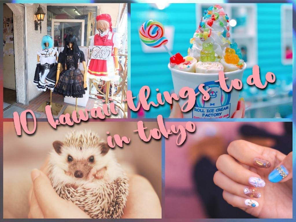 10 Cutest Things to Do in Tokyo 2020