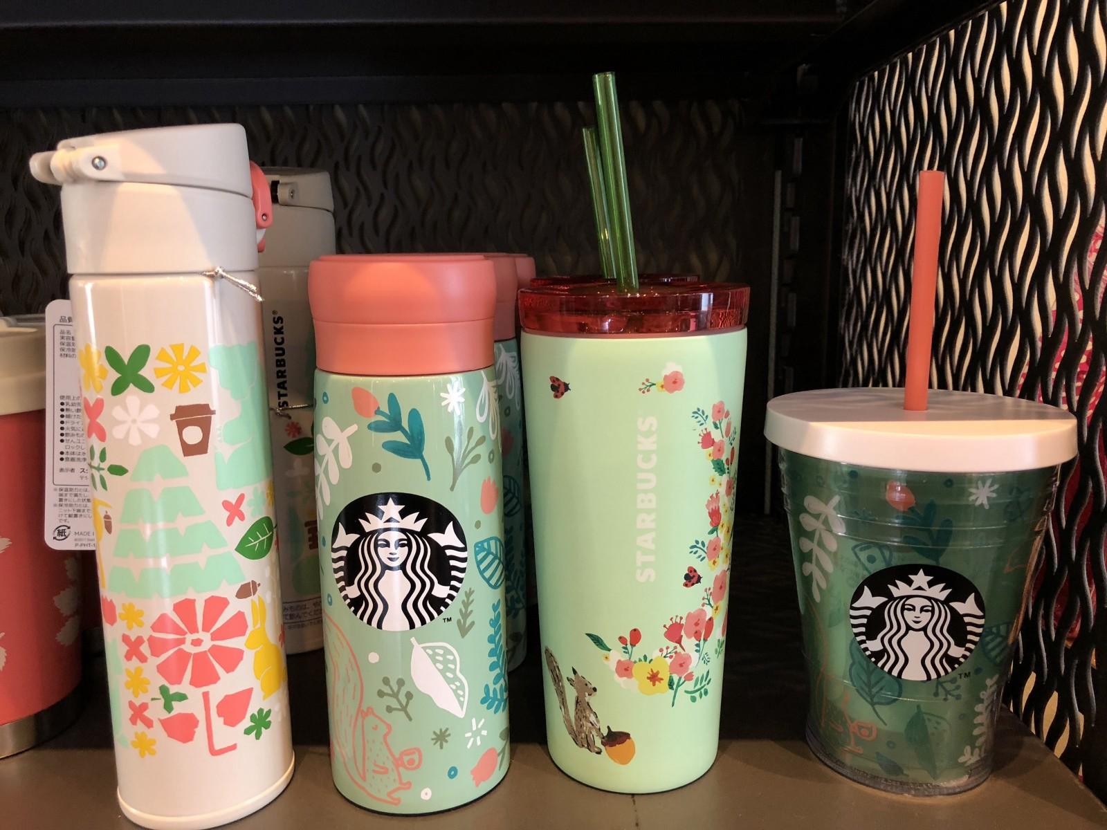 Starbucks Japan S Tumblers And Drinks 2018 Japan Web Magazine