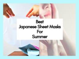 5 Best Japanese Sheet Masks for Summer