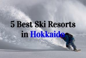 5 Best Hokkaido Ski Resorts