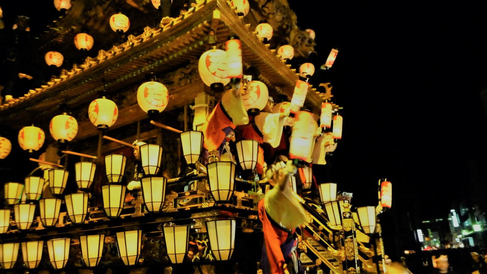 Chichibu Night Festival: Traditional Japanese festival in winter