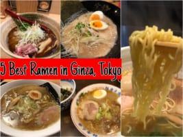 5 Best Ramen in Ginza Picked by a Tokyoite