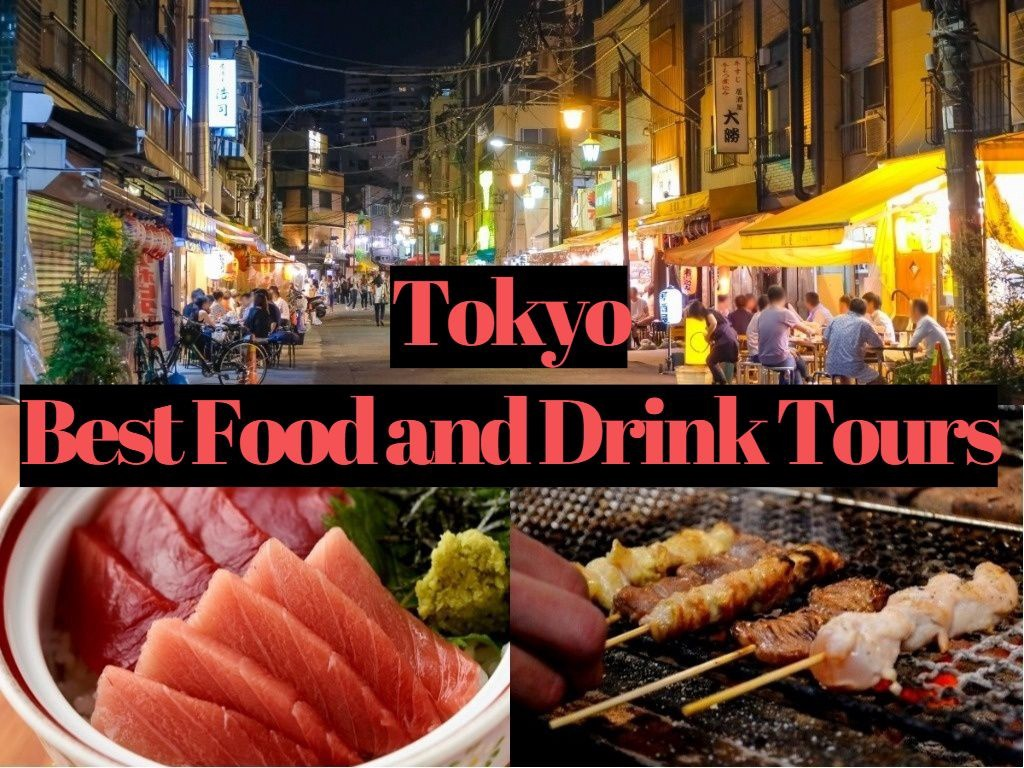 10 Best Food Tours in Tokyo 2019 - Japan Web Magazine