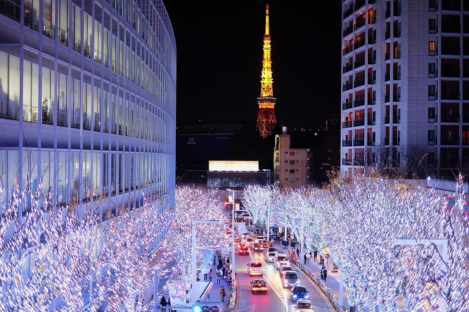 Roppongi Hills Winter Illumination 2019