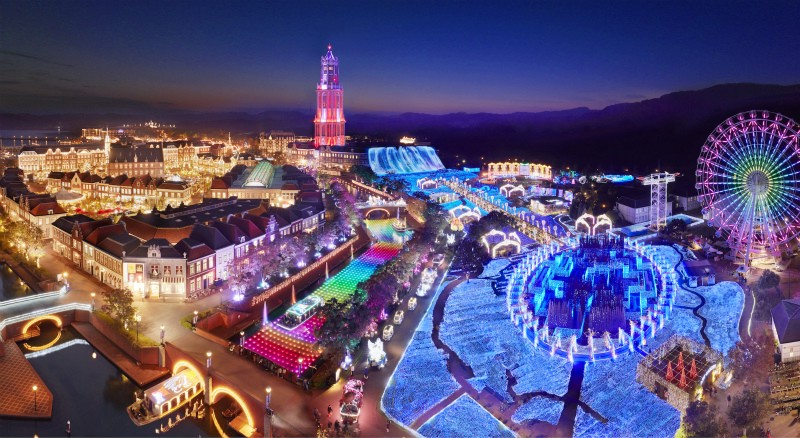 Huis Ten Bosch : Kingdom of Light 2019–2020