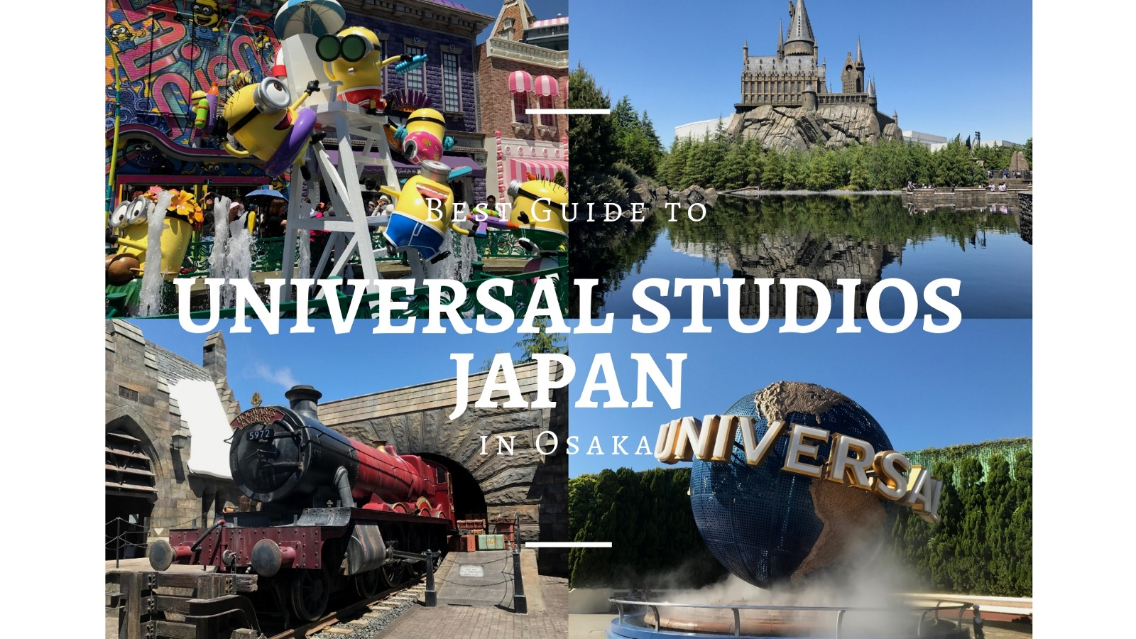 Universal Studios Japan Guide and Tips 2019