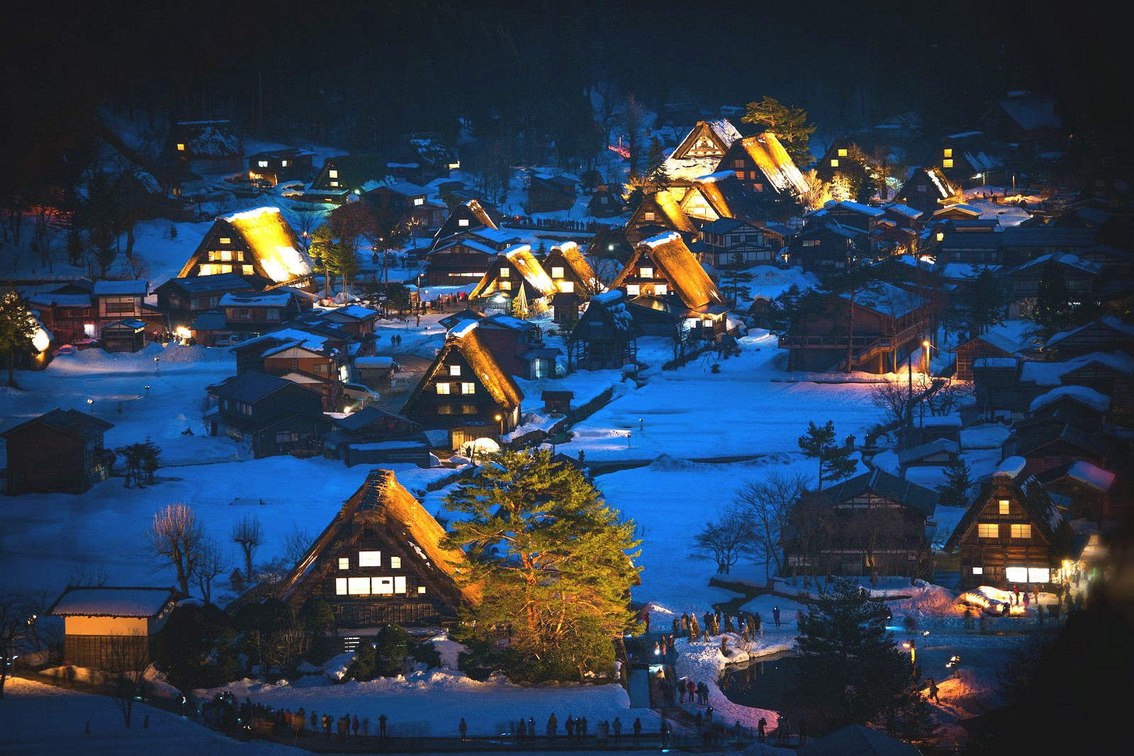 Shirakawago : Best Time to Visit