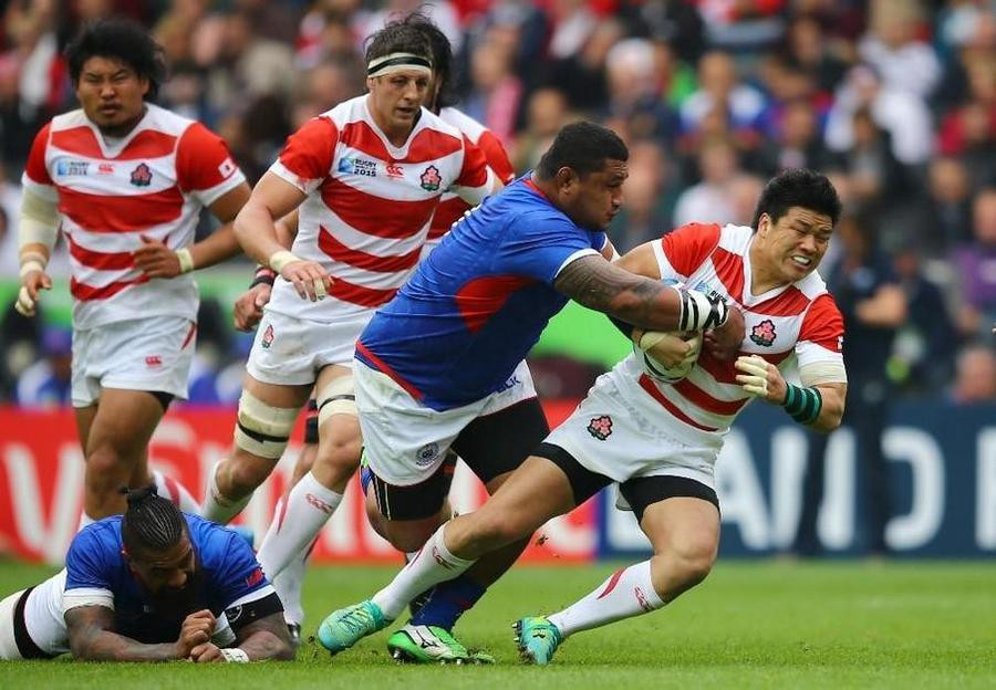 2019 Rugby World Cup In An Get