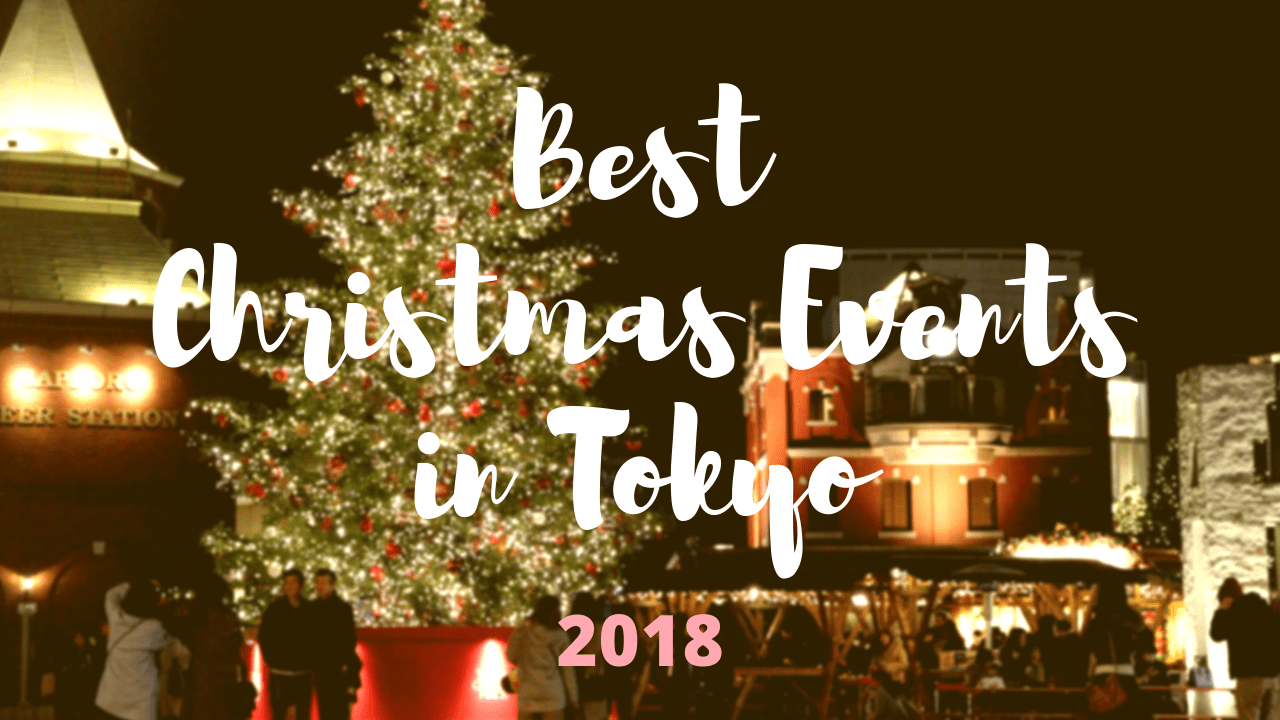 Best Christmas Events in Tokyo 2018 - Japan Web Magazine