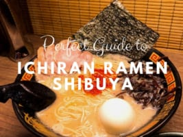 Ichiran Ramen: How to Enjoy Tokyo's Most Popular Ramen