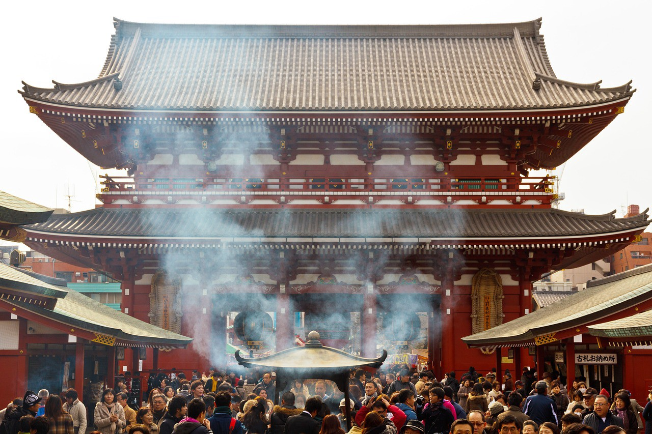 Best Temples and Shrines to Visit in Tokyo