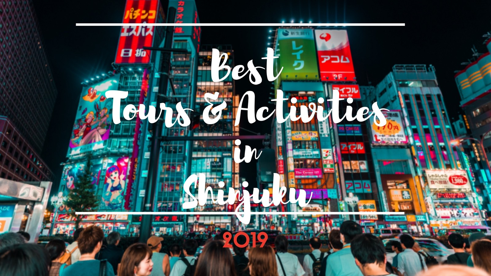 Shinjuku Things to Do : Best Tours and Activities 2019