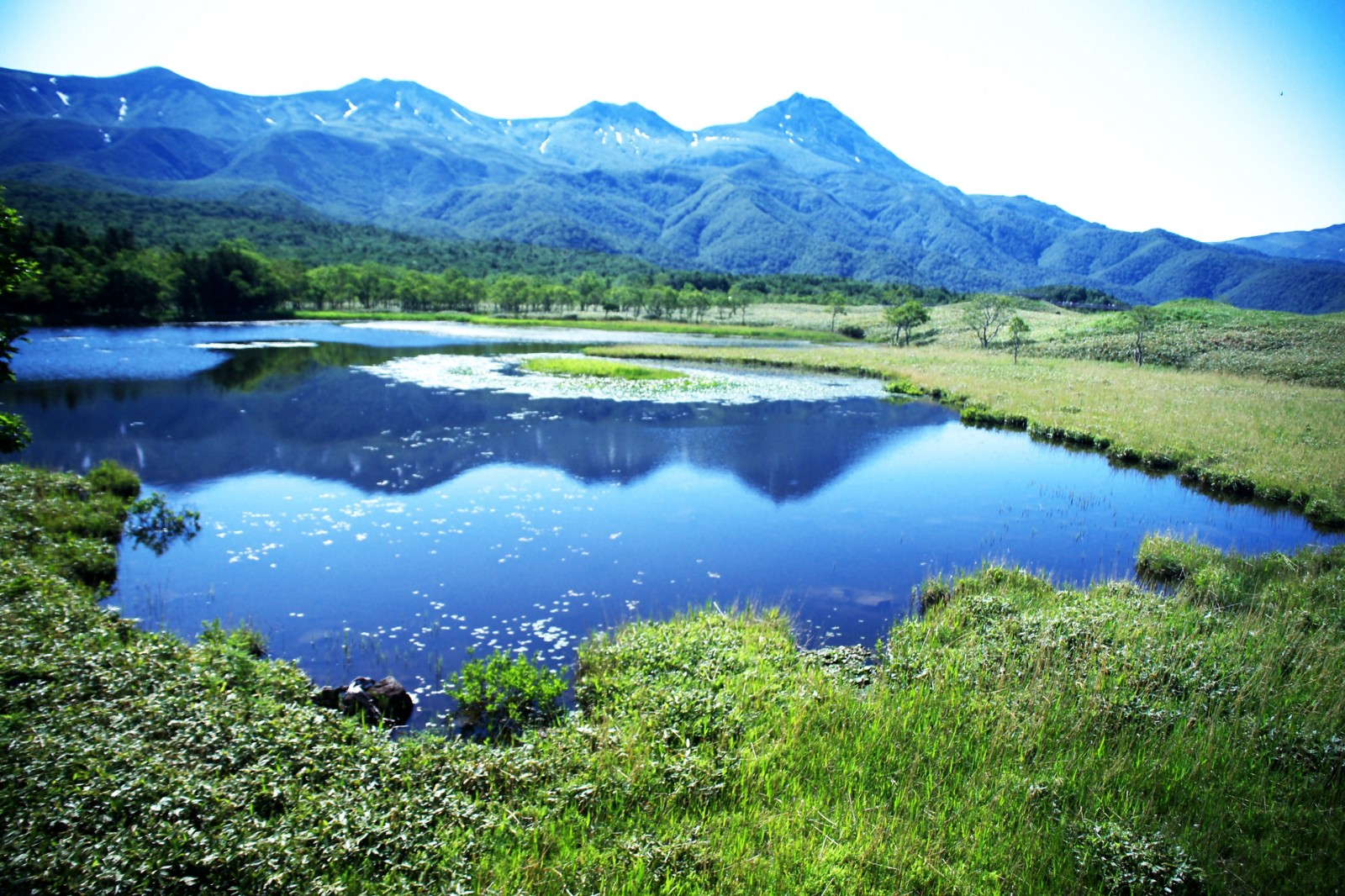 The majestic nature of Shiretoko National Park