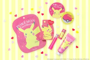Pokemon Themed Cosmetics Products in Japan 2019