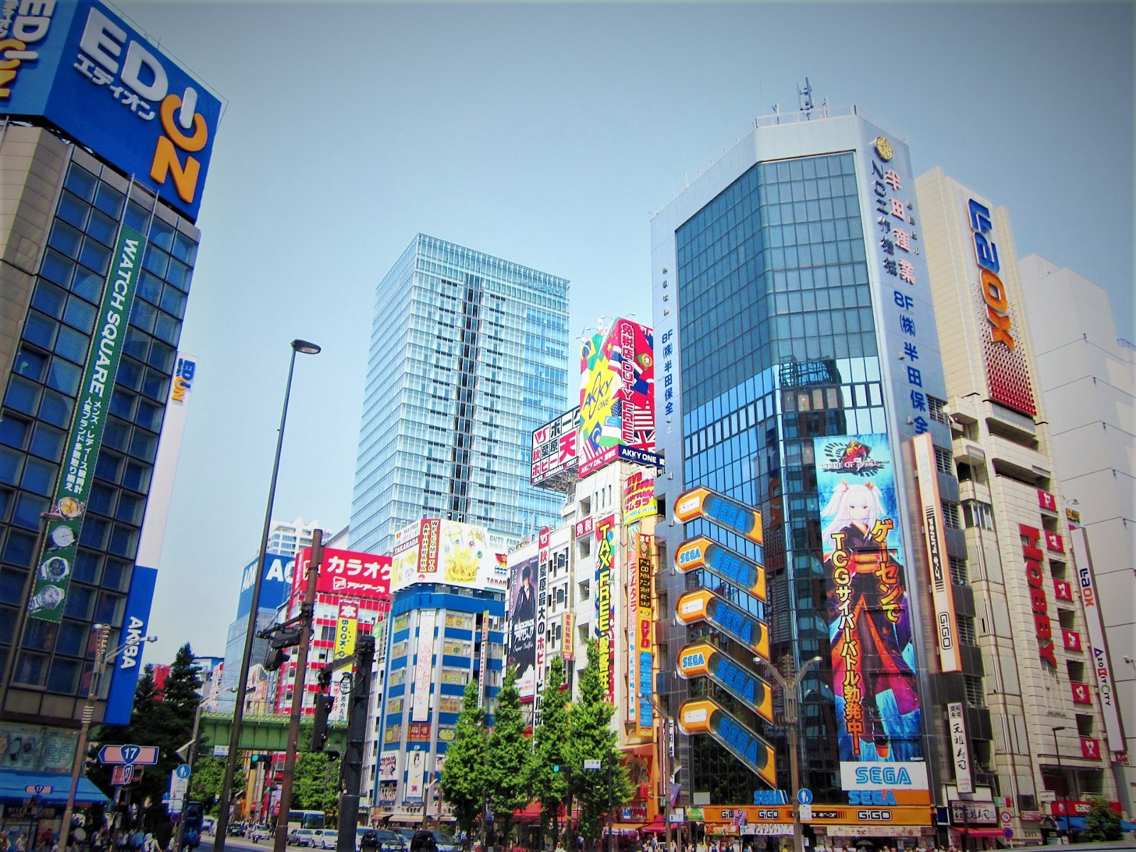 1 Day Itinerary in Tokyo: AKIHABARA