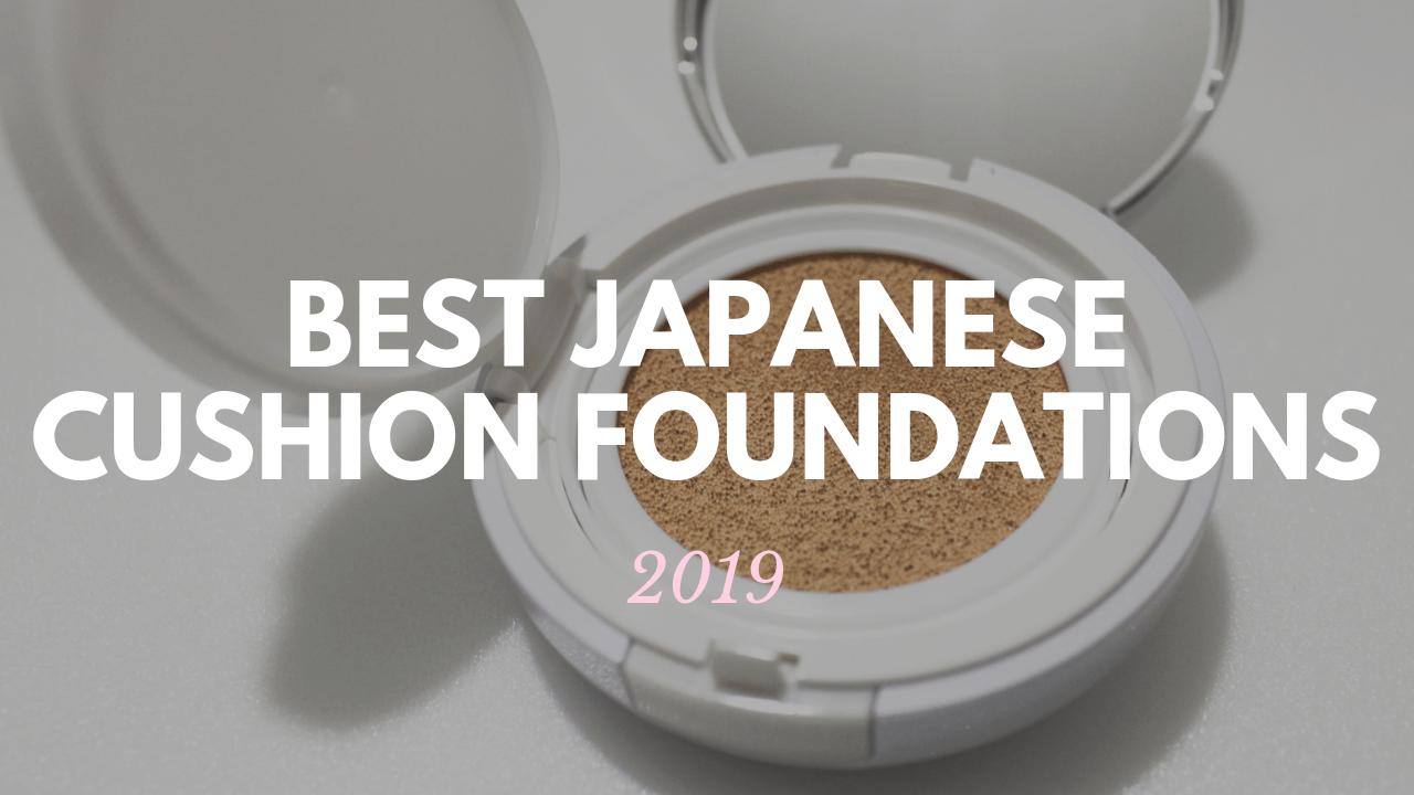 Best Japanese Cushion Foundations To Buy 2019 Japan Web Magazine