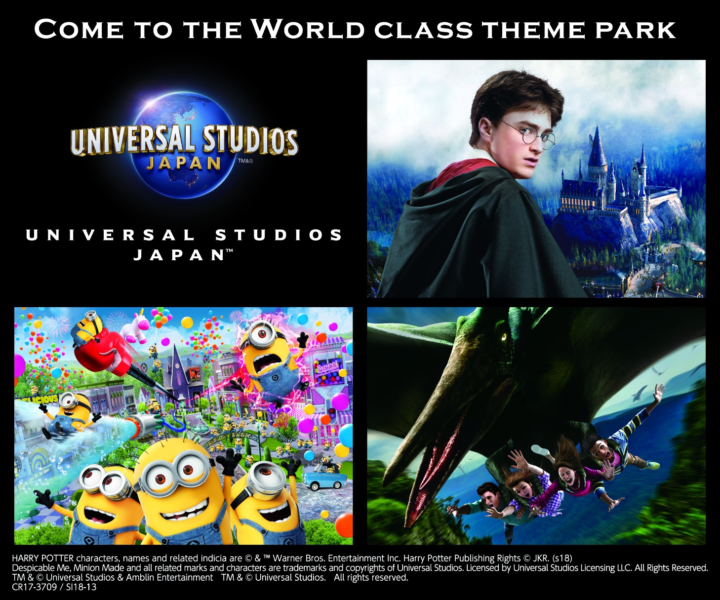 Universal Studios Japan (USJ) Event Schedule 2019 - Japan Web Magazine