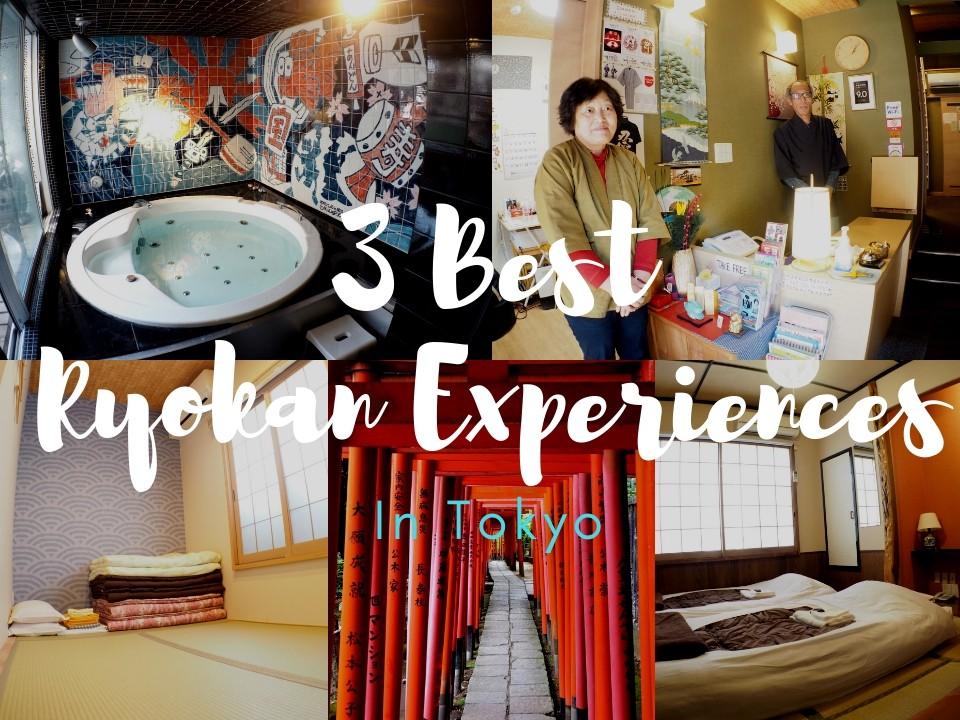 3 Best Affordable Ryokan in Tokyo 2020
