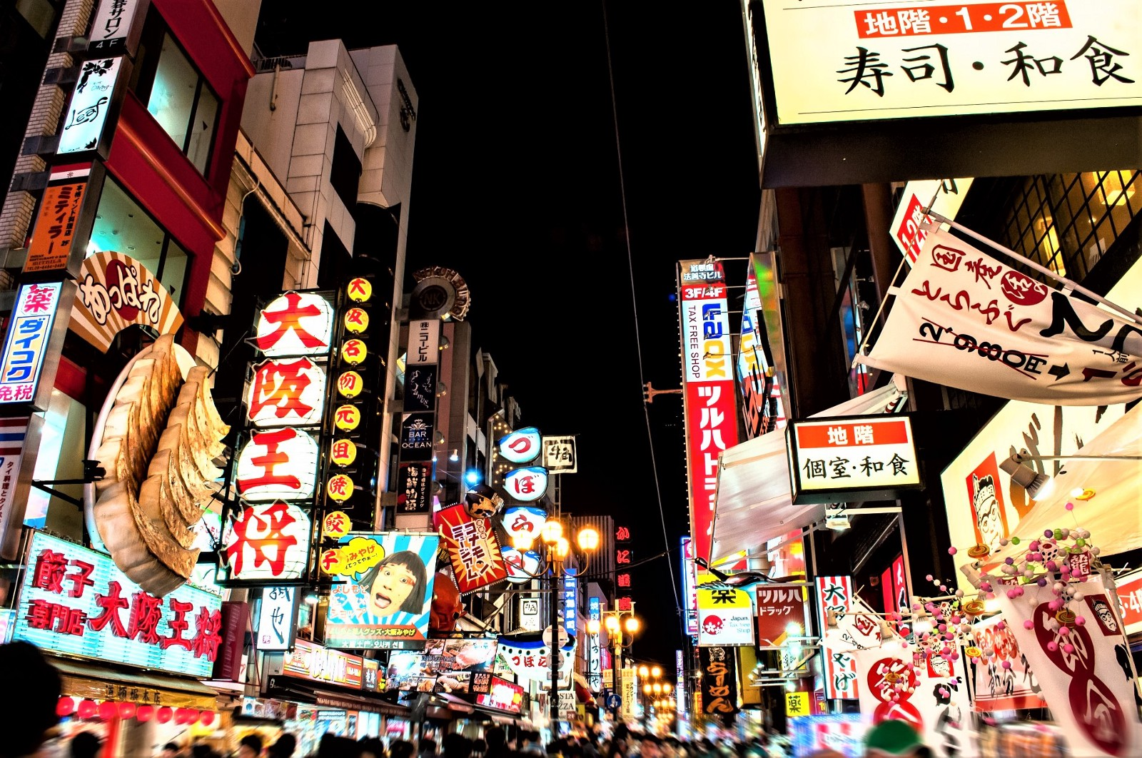 10 Best Osaka Photography Spots