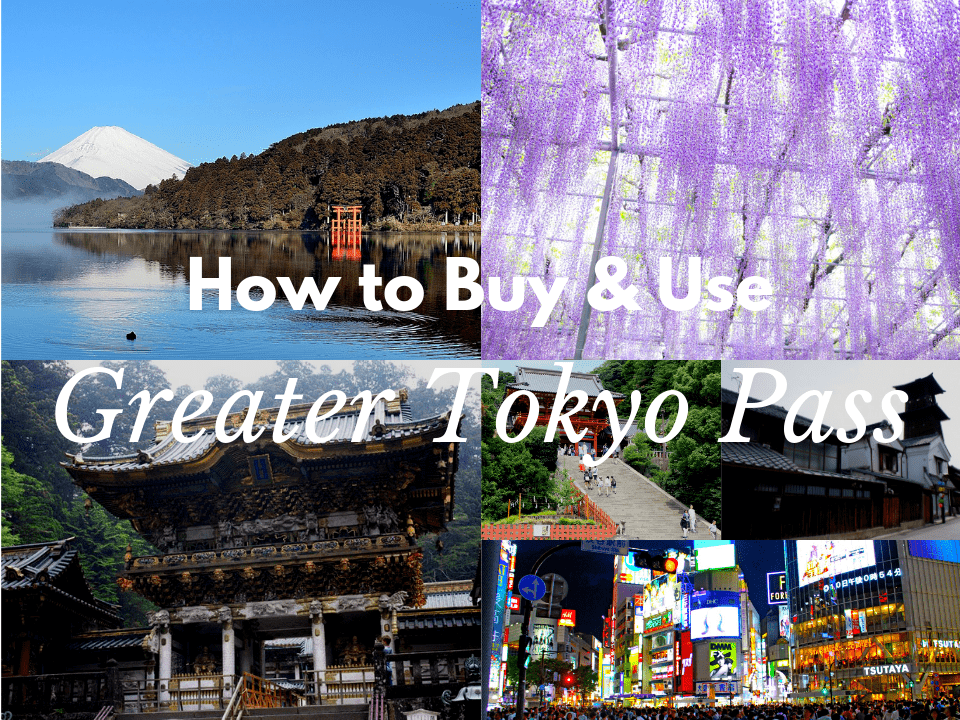 Greater Tokyo Pass: Unlimited Train and Bus Rides in and around Tokyo