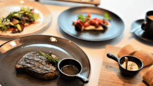 The Steakhouse: the Best Charcoal Grill Wagyu Steak in Tokyo!
