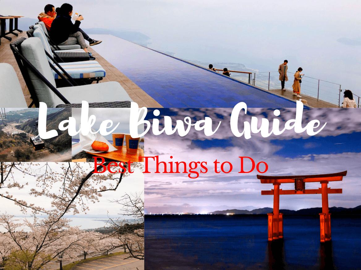 Lake Biwa: the Largest Lake in Japan