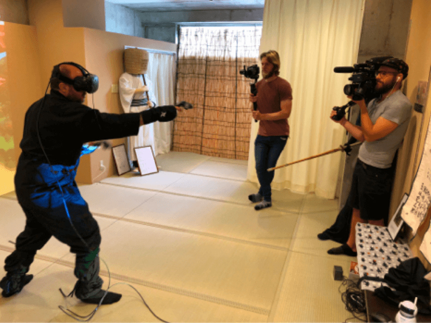 Ninja Experience Kyoto: Training for Kids and Adults - Japan