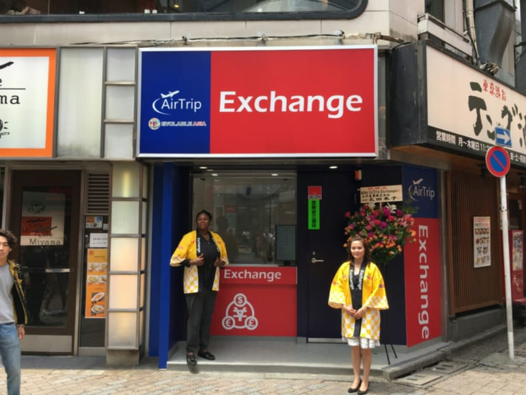 Shibuya Currency Exchange