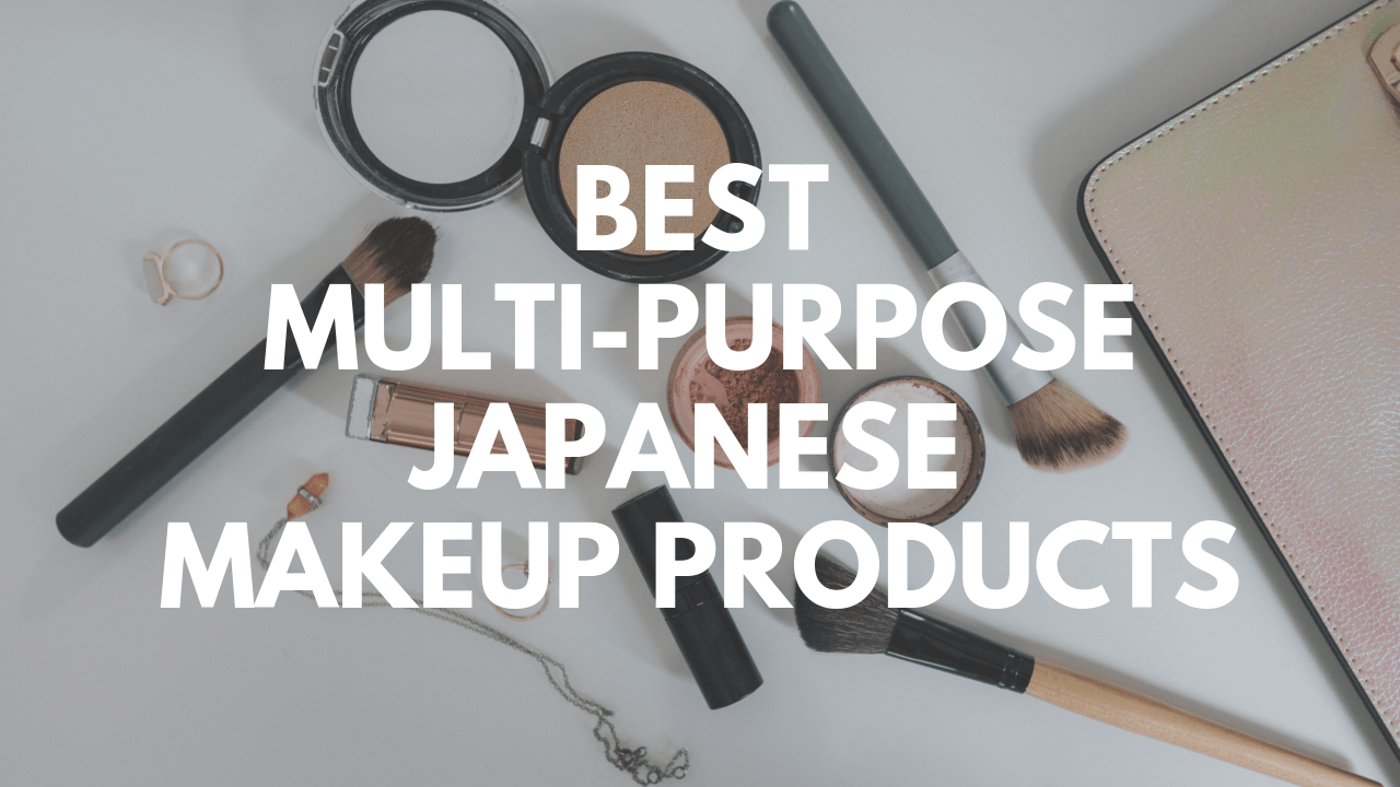 Quick and Easy Makeup: Best Japanese Cosmetics Products 2020