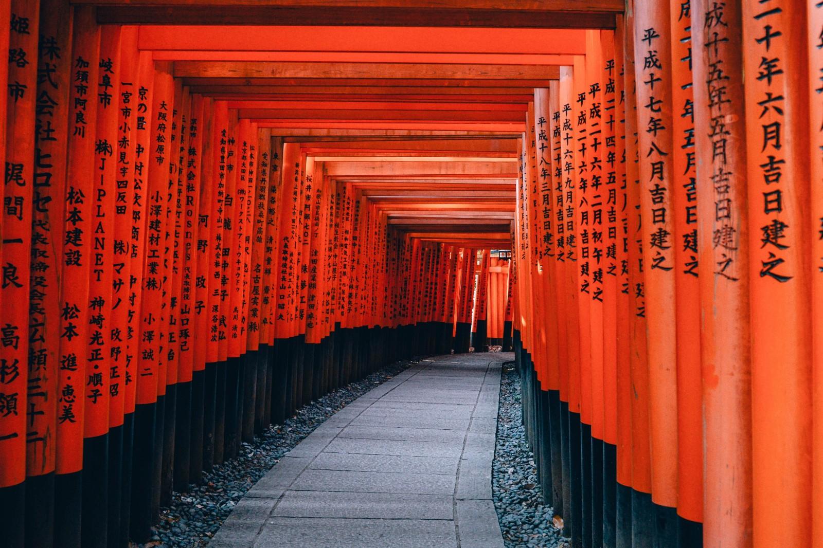 Kết quả hình ảnh cho Fushimi Inari