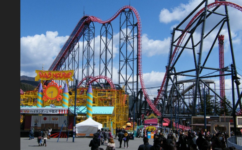 Fuji-Q Highland offering ultimate rides for thrill seekers