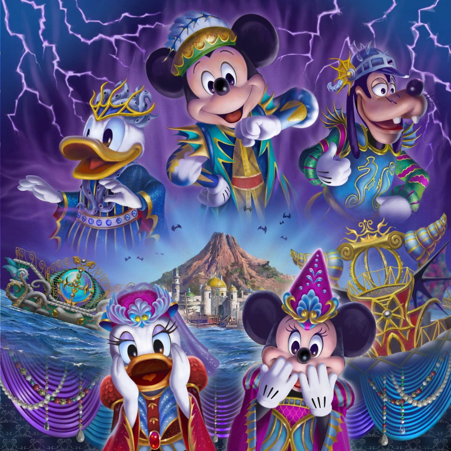 Halloween In Disney 2020 Disney Halloween 2020 at Tokyo Disney Resort   Japan Web Magazine