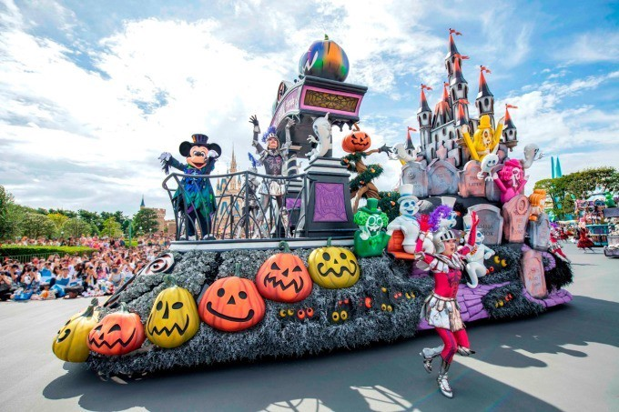 Halloween Disney 2019 Date.Tokyo Disneyland Disneysea Event Schedule 2019 Japan Web