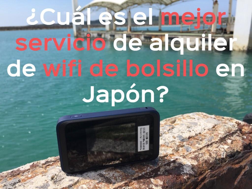 Mantente conectado en Japón: ¿Cuál es el mejor servicio de alquiler de wifi de bolsillo?