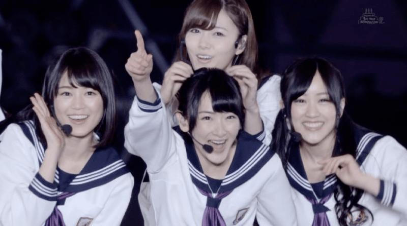 Japanese Idol: 3 Hottest Japanese Girl Groups 2019