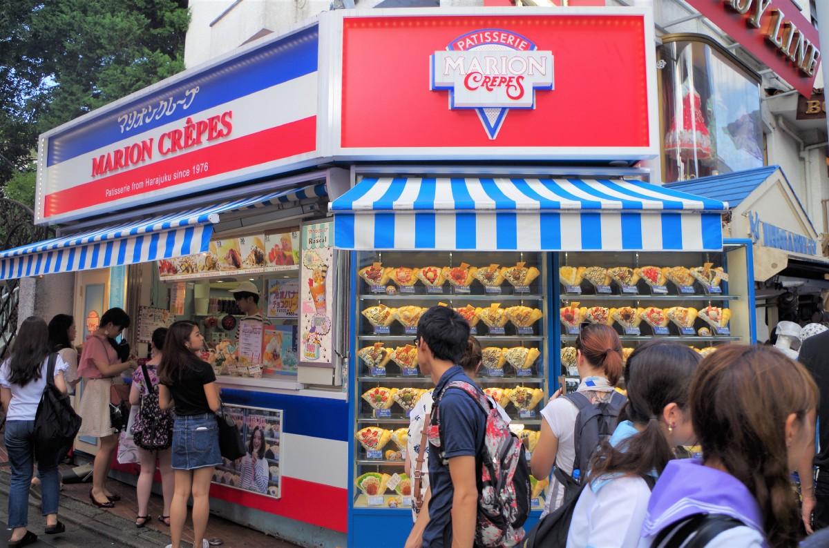 6 Best Crepes In Harajuku 2021 Japan Web Magazine